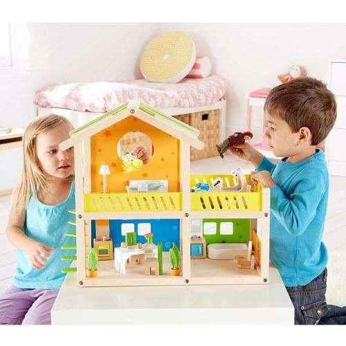 """Kleines Puppenhaus """"Kleine Villa"""""""