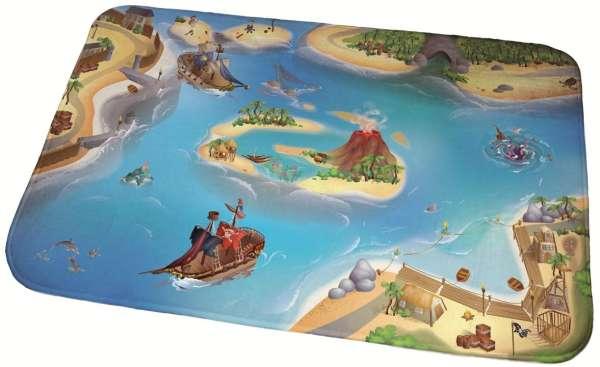 Spielteppich Pirat
