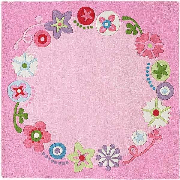 HABA Spielteppich Blumenkranz