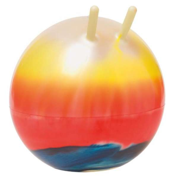 """TOGU Hüpfball Sprungball """"Junior Regenbogen"""" Ø 60 cm"""
