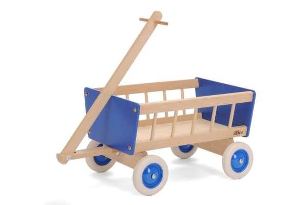 Bollerwagen blau, klein