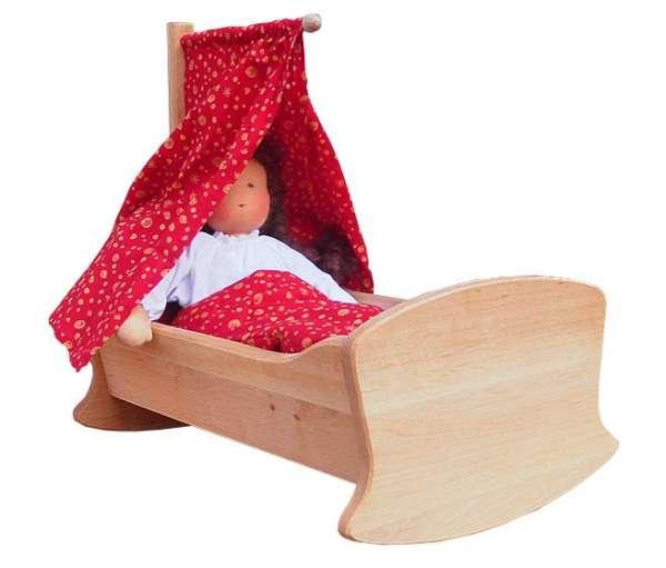 Puppenwiege von Schoellner