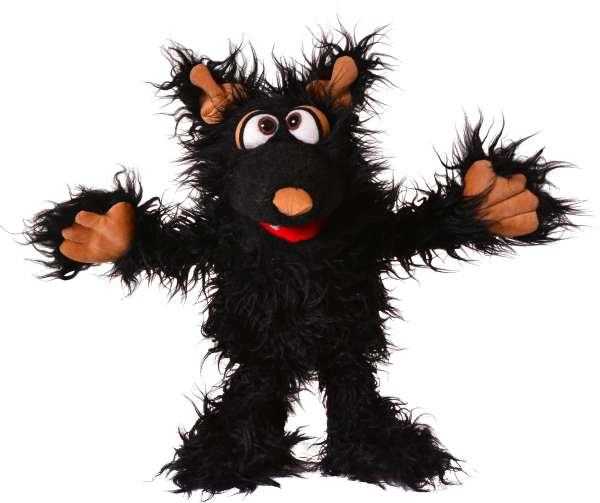 Living Puppets - Muffi Hapsweg - der kleine Wolf
