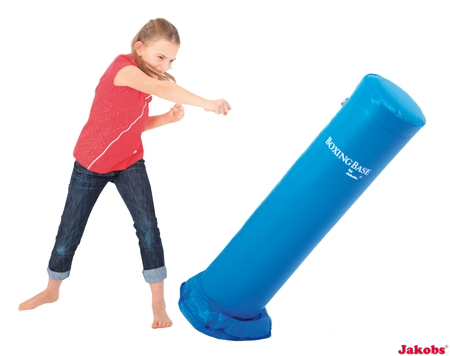 Boxing Base - Freistehender Boxsack für Kinder
