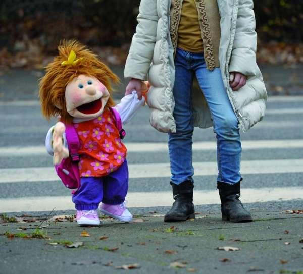 "Living Puppets Handpuppe ""Vivi"" 65 cm"