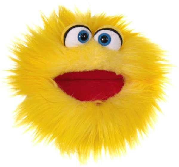 Quatschkopf, Quasselkapser gelb, Livinjg Puppets