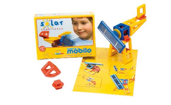 Konstruktionsspielzeug - Solar-Set