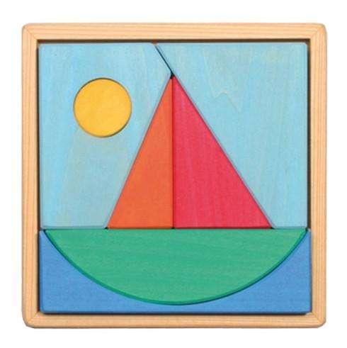Grimms Segelschiff