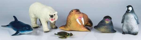 Ozean Tiere Set