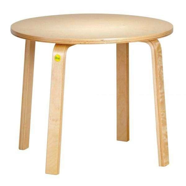 Tisch für Kinder aus Formholz, 46 oder 52 cm wählbar
