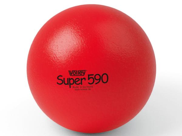 Volley Super Ball Ø 59 cm mit Elefantenhaut bezogen