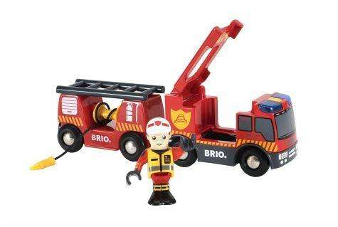 Brio Feuerwehr - Leiterfahrzeug