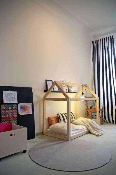 """Spielhaus und Kinderbett """"das Häusle"""""""