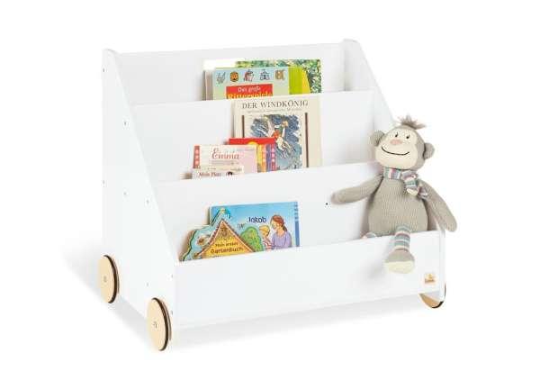 Bücherwagen Lasse