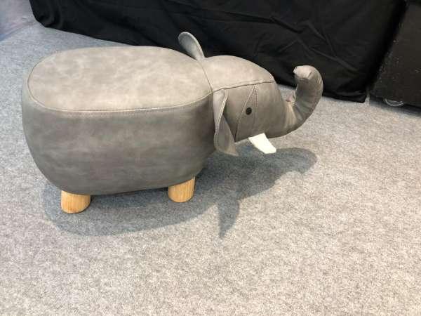 Tierhocker Elefant
