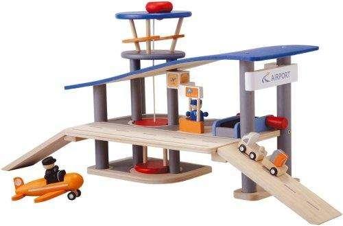 Flughafen von Plan Toys