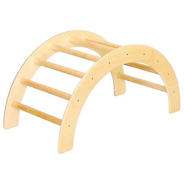 Bogenbrücke Bogenleiter - groß