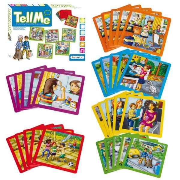 """Geschichtenkarten """"Tell me"""" von Beleduc - """"Verantwortung"""""""