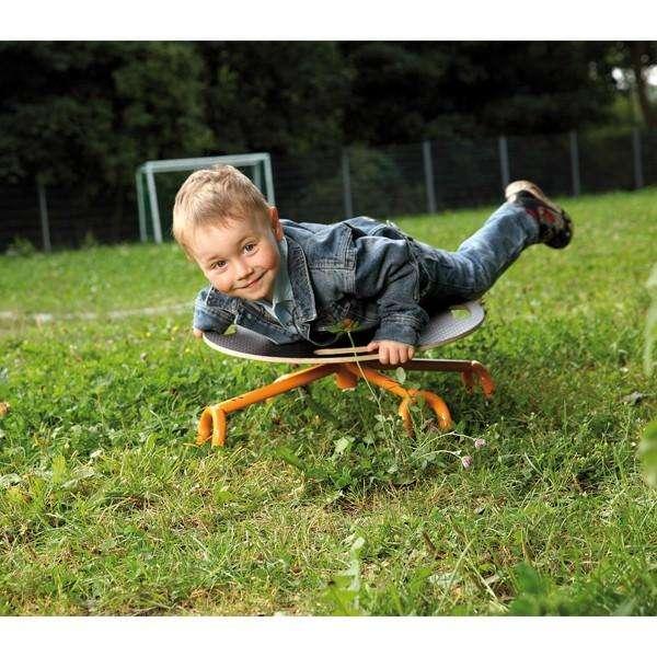 Balancierscheibe - Turning Table - fördert Gleichgewichtssinn und Körperbeherrschung - KiTa-Spielewelt