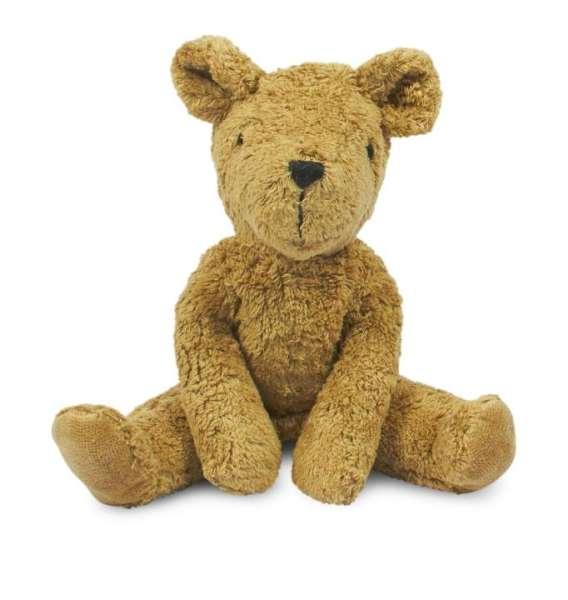 Schlenker Tierpuppe klein Bär beige
