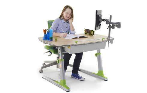 Schreibtisch für Kinder ab 4 Jahren