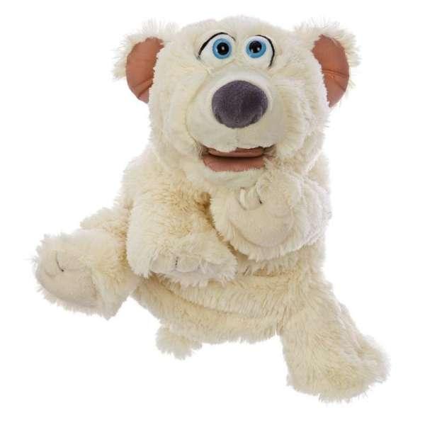 Eisbär - Handpuppe von Living Puppets
