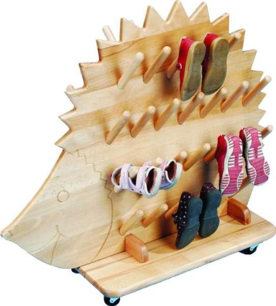 Stiefeligel für 25 Paar Schuhe