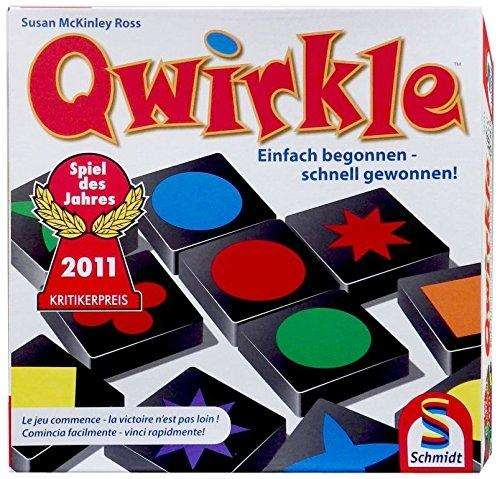 Qwirkle - Legespiel