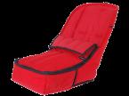 Fußsack für Babysitz für Krippen-Bollerwagen