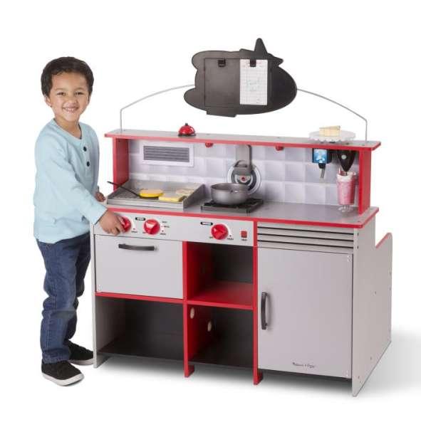 Kinderrestaurant , Rollenspiel, Zubereitung und Speisen, KiTa-Spielewelt - Online-Shop