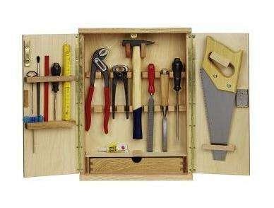 Werkzeugschrank, 14-teilig