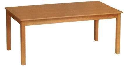 Rechtecktisch - Tisch rechteckig - KiTa-Spielewelt