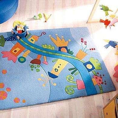 HABA Kinderteppich Traumland, 145 x 105 cm
