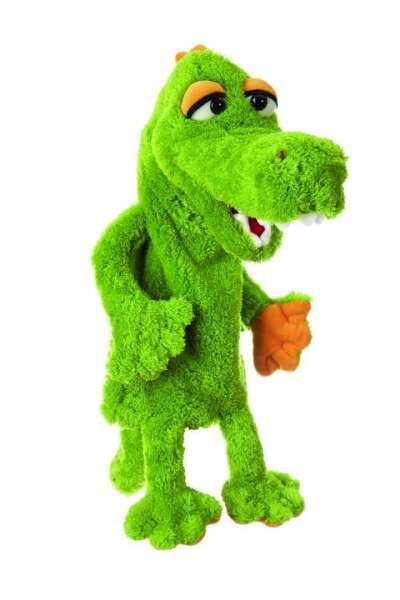 Living Puppets Onkel Ulf das Krokodil