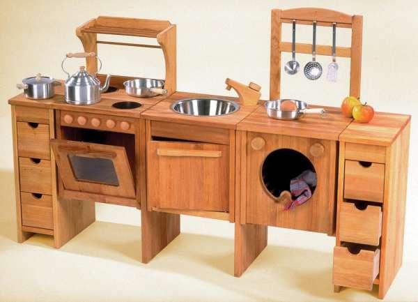 Kinderküche - Küchenzeile