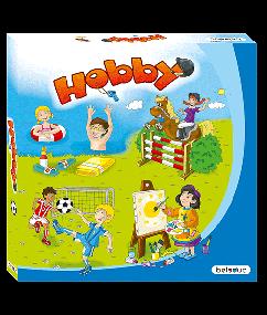 Hobby - Lernspiel von Beleduc