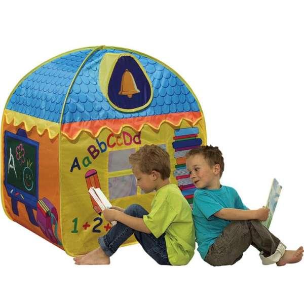Spielhaus - Zelt für drinnen und draußen