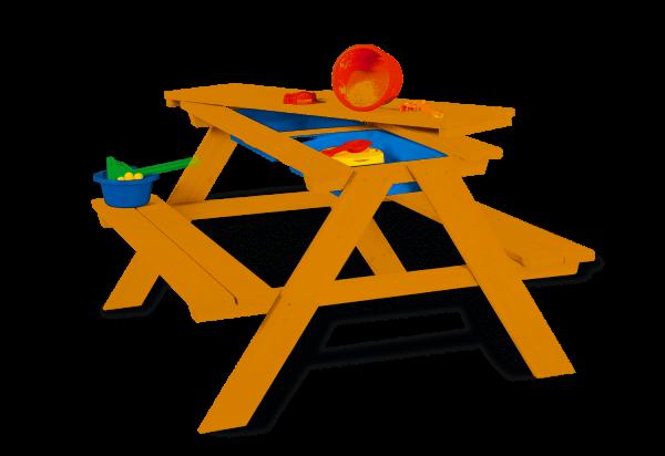 Matschtisch - Kindersitzgarnitur Nicki