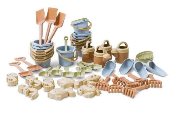 Sandspielsortiment Bio Plast