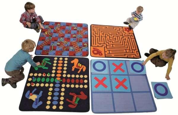 Spielteppich -Set Classic
