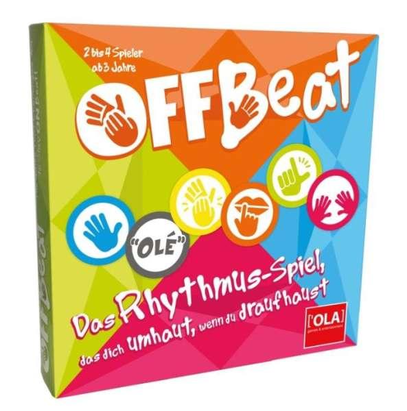 Das Rhythmus-Spiel Off-Beat