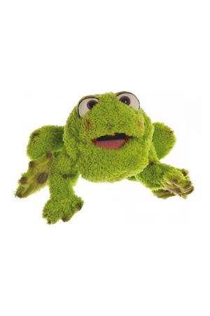 Rolf der Frosch - Handpuppe von Living Puppets