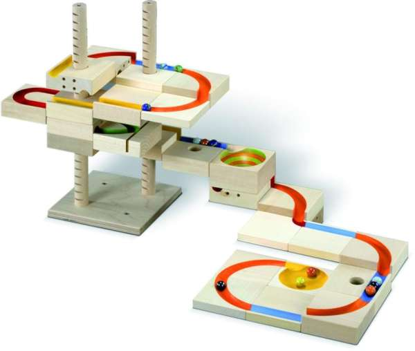 nic Kugelix Systemkugelbahn Erweiterung Set 3