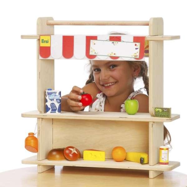 Kaufladen und Kochstudio - Erzi-Shop Mobilo