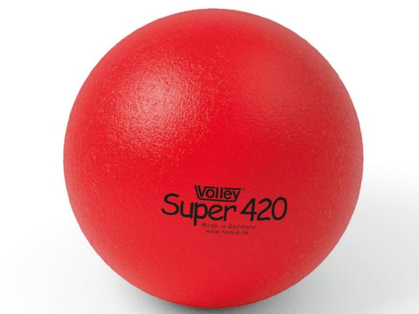 Volley Super Ball Ø 420 mm mit Elefantenhaut bezogen