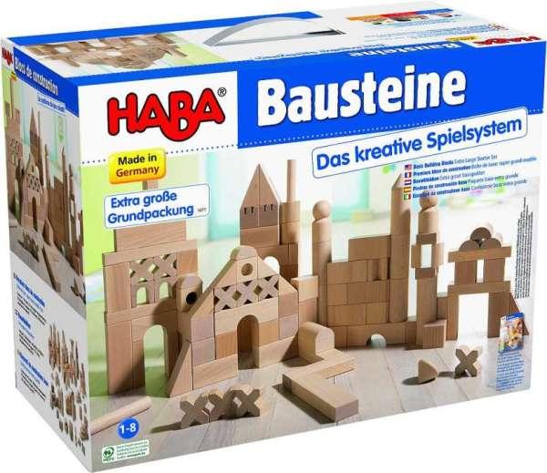 Bausteine von HABA, 102 Teile