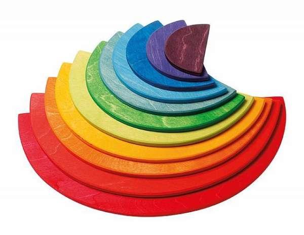 Grimms Halbkreise große Regenbogen