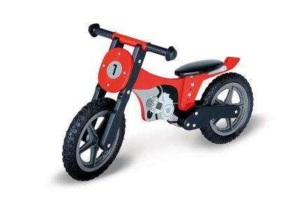 "Laufrad Motorrad ""Mika"""