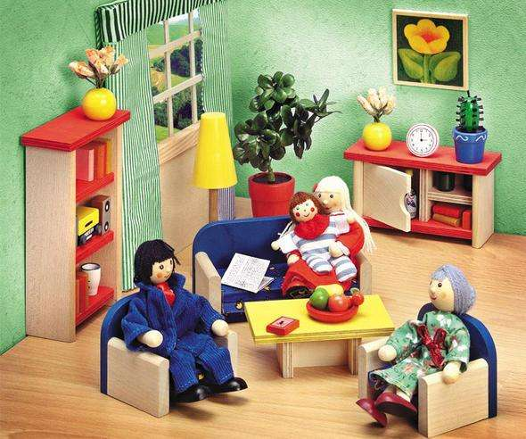 Selecta Wohnzimmer - Möbel