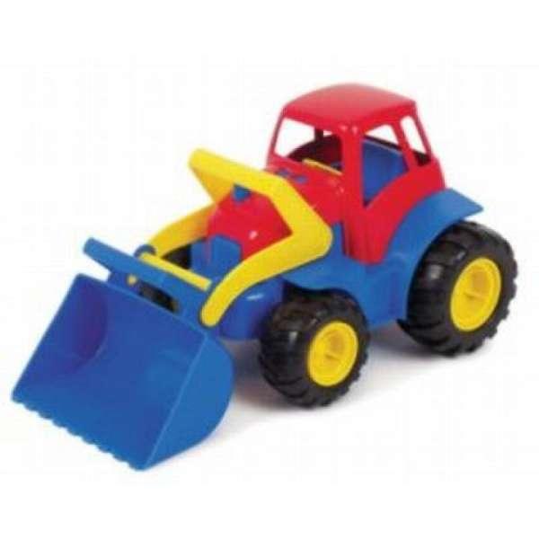 Traktor mit Schaufel